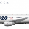 Airbus A320 1997 for ACMI