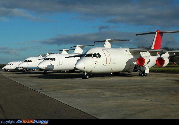 Avro RJ 100 for ACMI