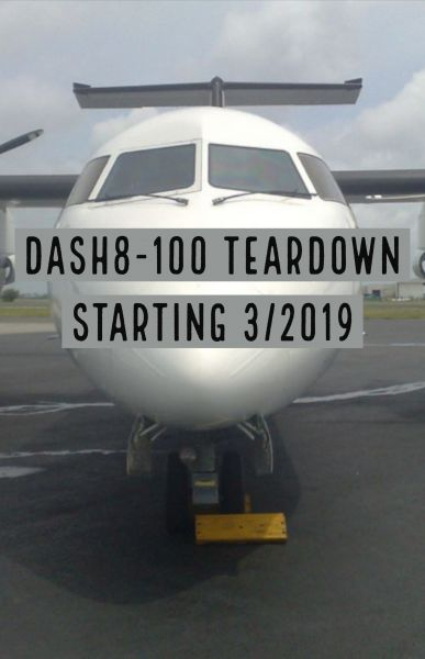 PW121 ENGINES FOR SALE DHC-8-100